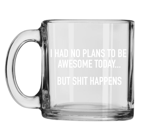 Classy Cards Mug Be Awesome Today