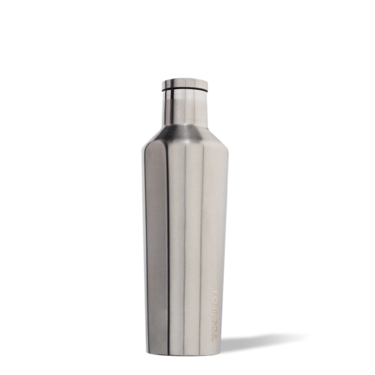 Corkcicle - Canteen 16oz Metallic Steel