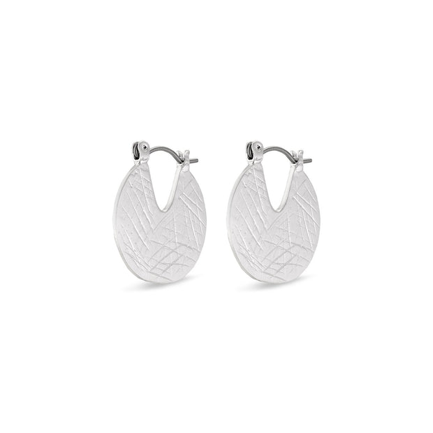 Pilgrim - Earrings Verdandi Silver Plated