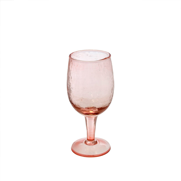 Indaba - Valdes Wine Glass Small Pink
