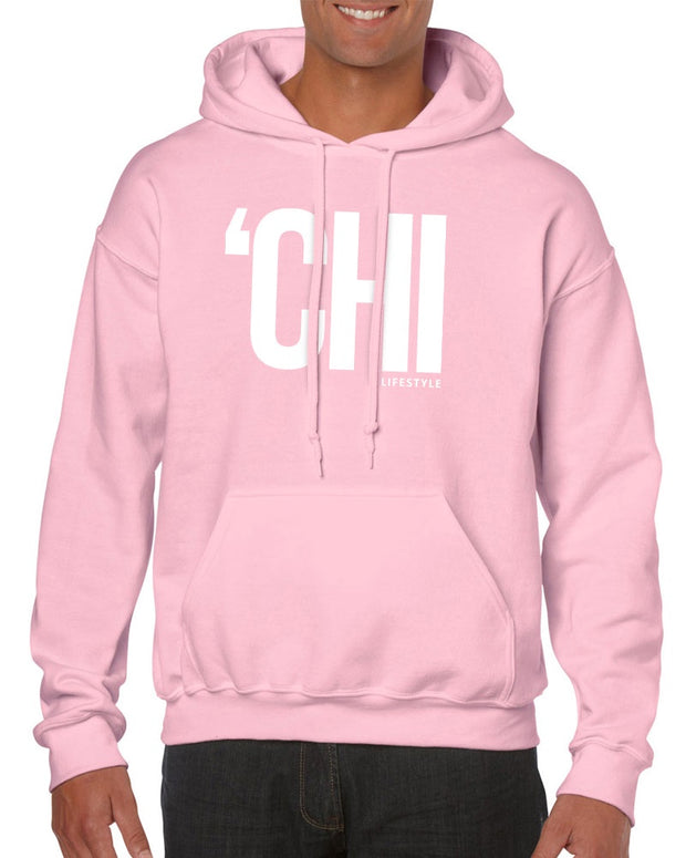 Chi Lifestyle Hoodie Light Pink