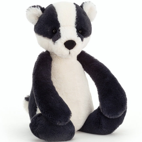 JellyCat - Bashful Badger Medium 12""