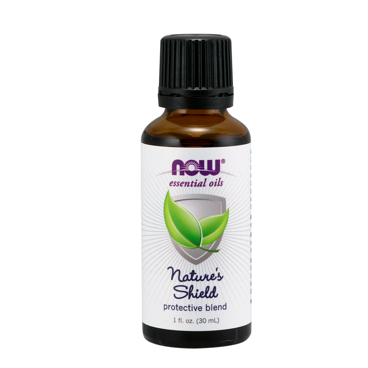Now - Essential Oil Natures Shield 30mL