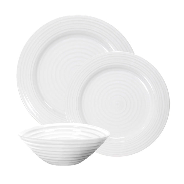 Sophie Conran for Portmeirion 12 Piece Bundle Pack White
