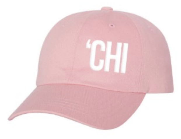 Chi Lifestyle Dad Hat Pink
