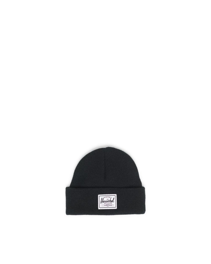 Herschel Supply - Baby Beanie 6-18m Black