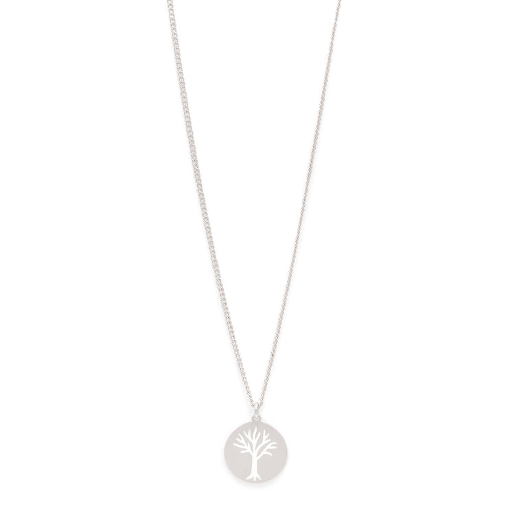 Pilgrim - Necklace Elin Silver Plated