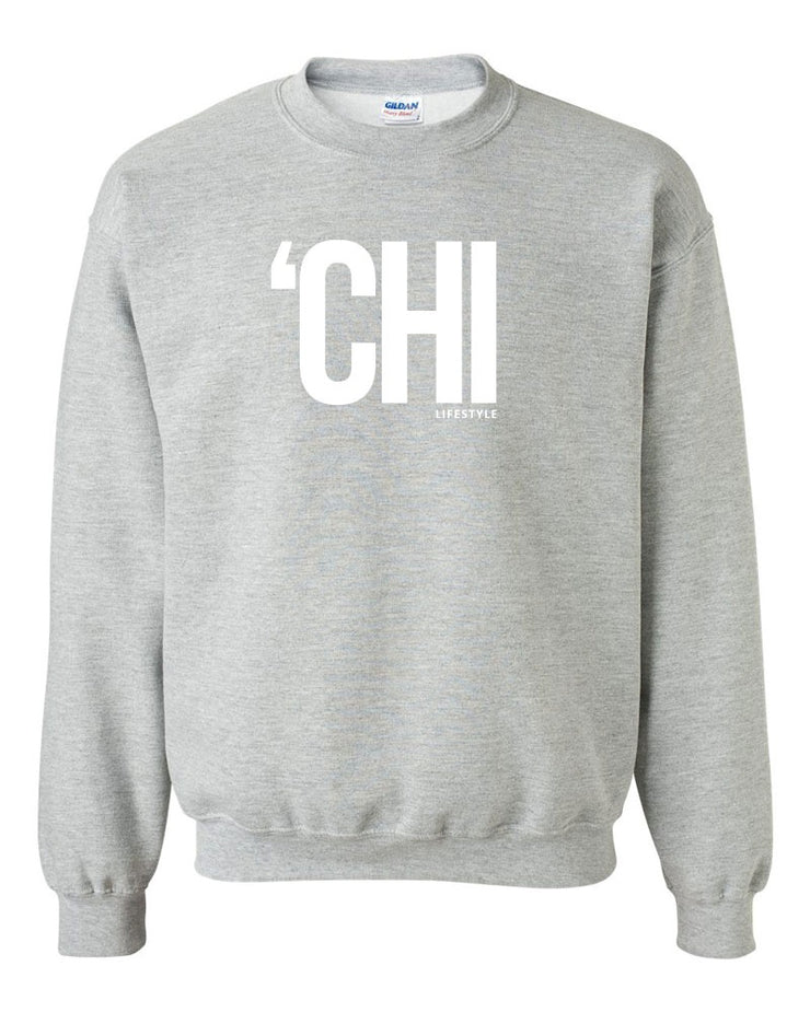 Chi Lifestyle Crewneck Sports Grey
