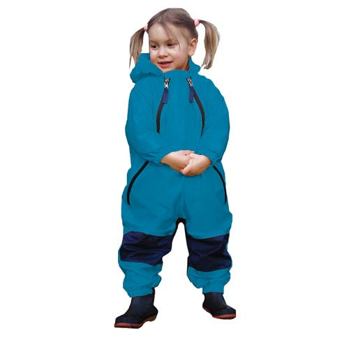 TUFFO - Muddy Buddy Water Proof Coveralls Blue