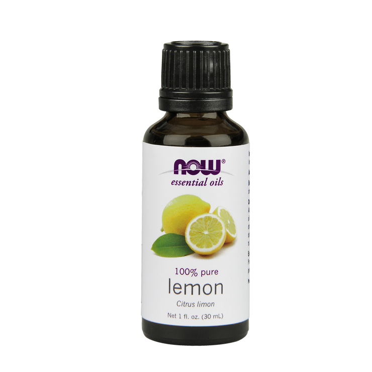 Now - Essential Oil Lemon 30mL