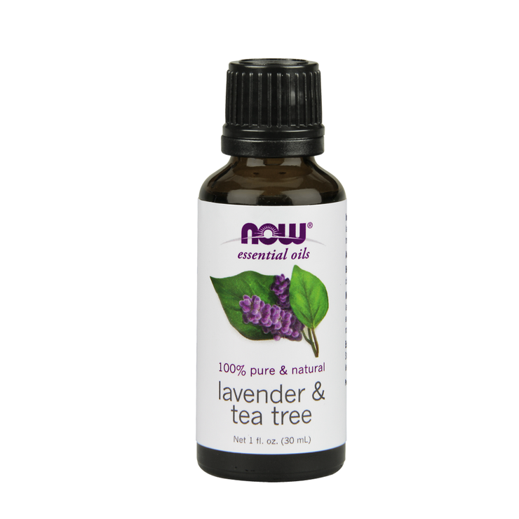 Now - Essential Oil Lavender and Tea Tree 30mL