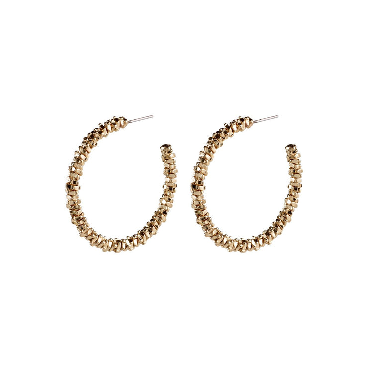 Pilgrim - Earrings Noa Gold Plated