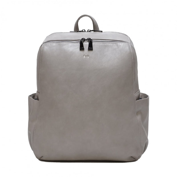 S-Q Reese Backpack Light Grey