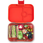 Yumbox - Panino 4 compartment Safari Orange