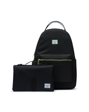 Herschel Supply - Nova Sprout Black Backpack
