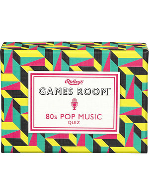 Ridley's - Games Room 80's Pop Music