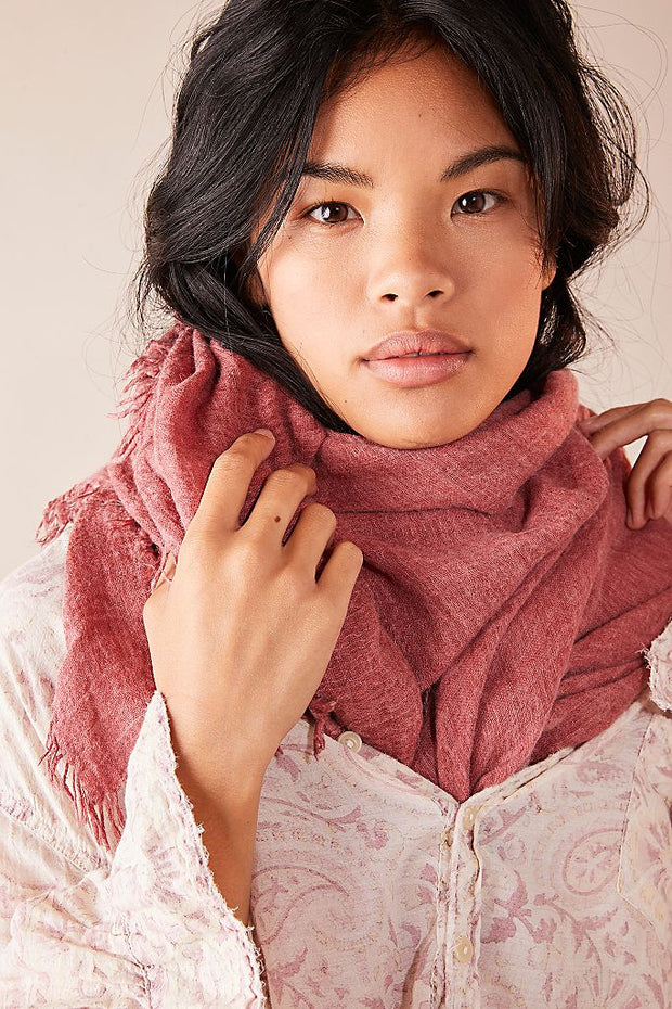 Free People - Sun Washed Travel Scarf Mars