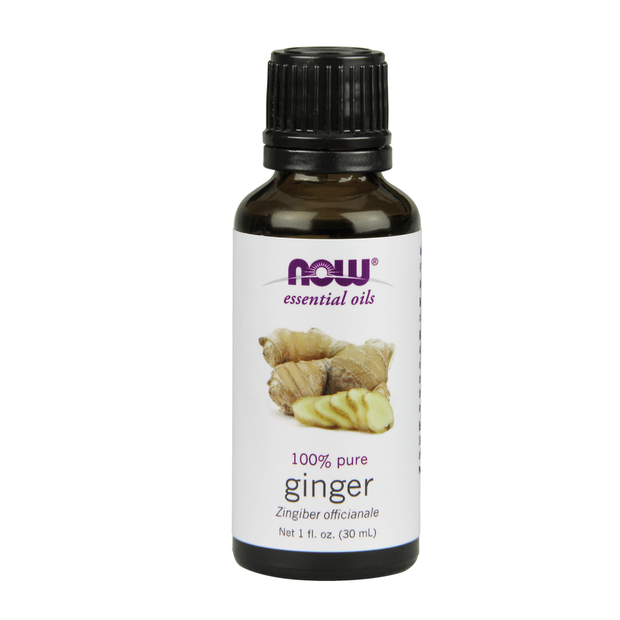 Now - Essential Oil Ginger 30mL