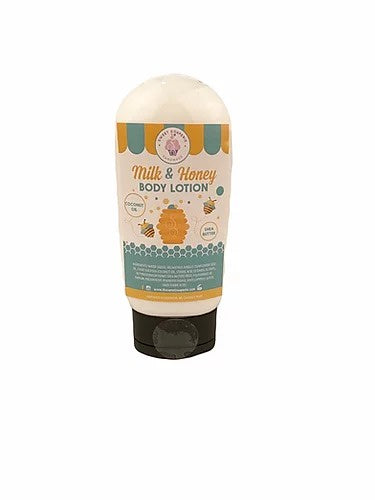 Sweet Soaperie - Whipped Butter Lotion 4oz Milk and Honey