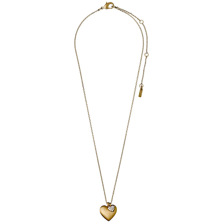 Pilgrim - Necklace Sophia Gold Plated Crystal
