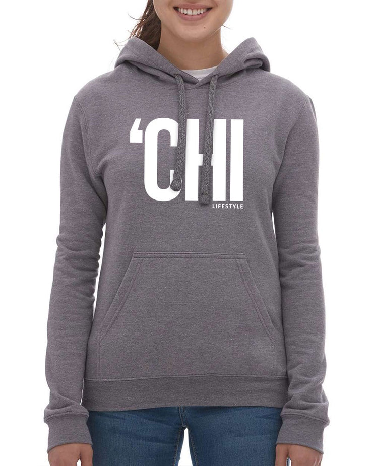 Chi Lifestyle Hoodie Heather Grey