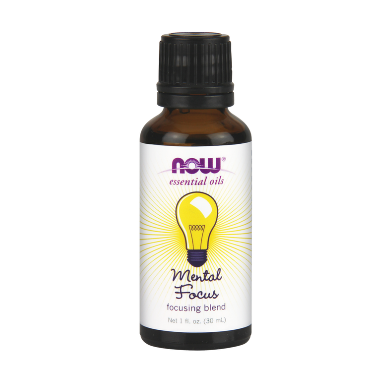 Now - Essential Oil Focus Concentration 30mL