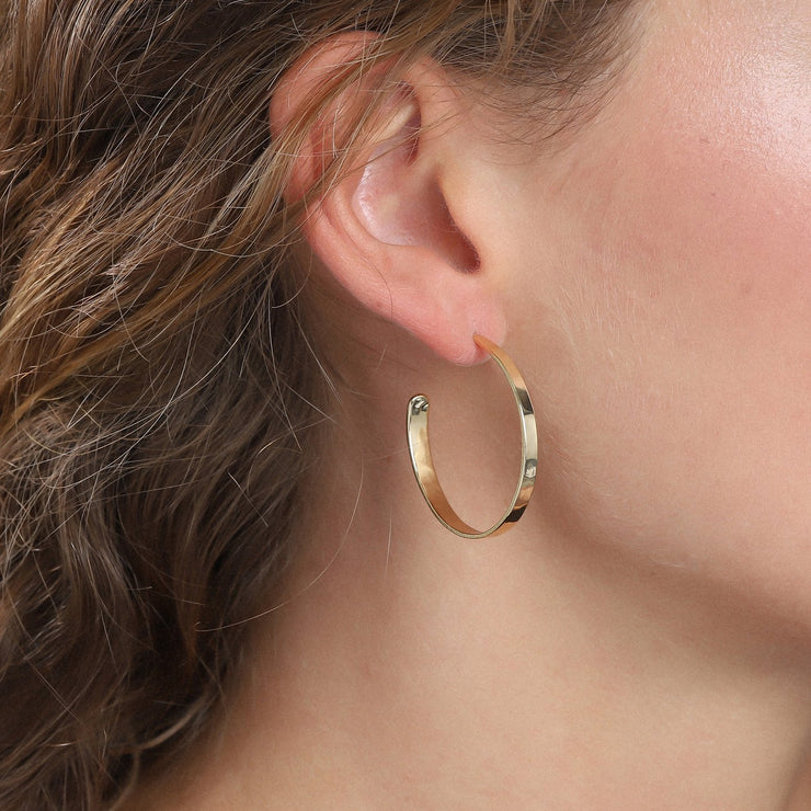 Pilgrim - Earrings Bella Gold Plated