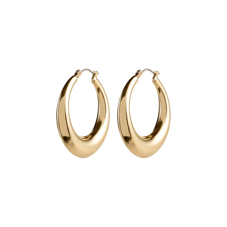 Pilgrim - Earrings Annie Gold Plated