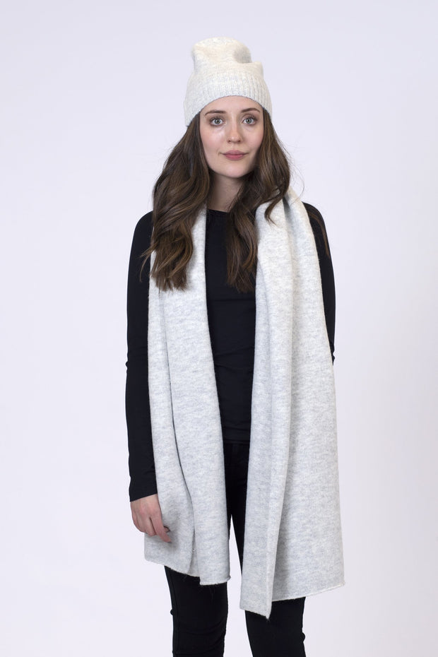 Lyla + Luxe - Scarf Ice Grey