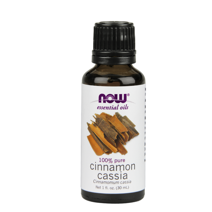 Now - Essential Oil Cinnamon Cassia 30mL