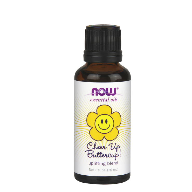 Now - Essential Oil Cheer Up Buttercup 30mL