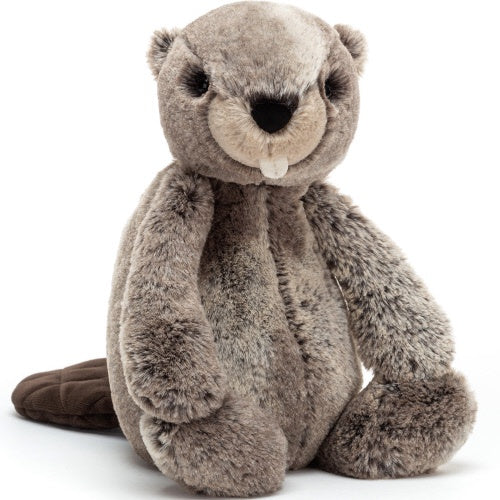 JellyCat - Bashful Beaver Medium 12""