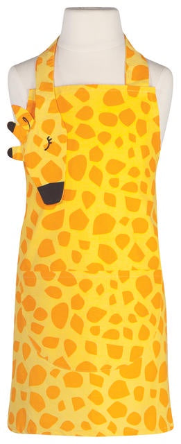 Now Designs Apron Kids Day Dream Giraffe
