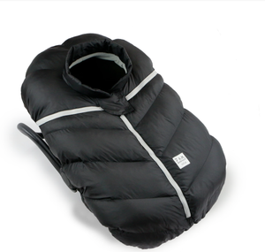 7Am Car Seat Cocoon- Black