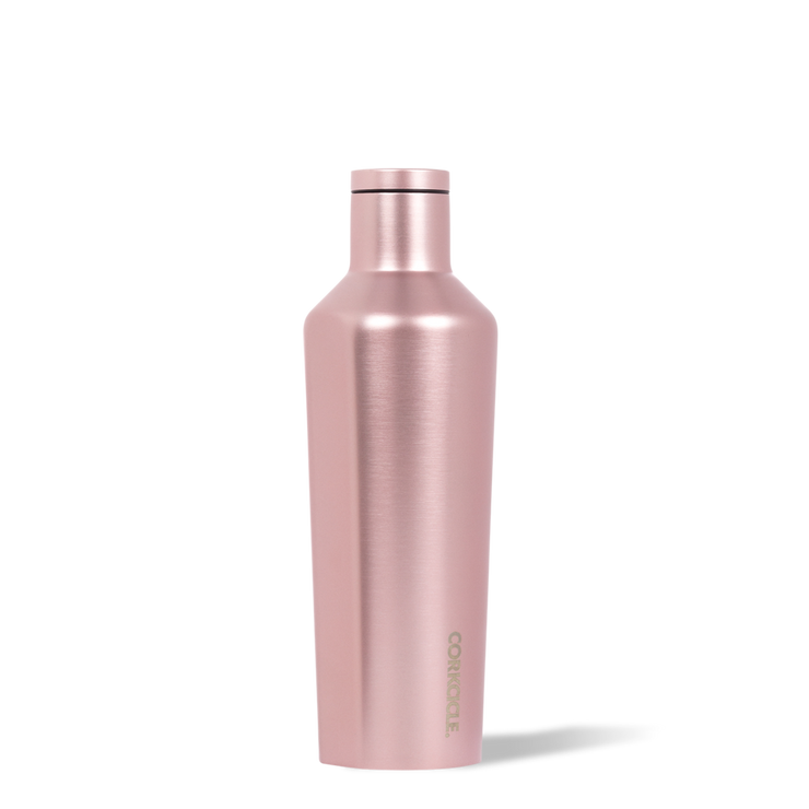 Corkcicle - Canteen 16oz Rose Metallic