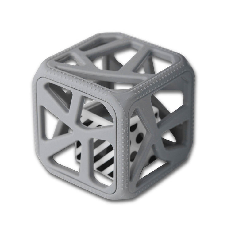 Monarch Malarkey Kids Chew Cube Light Grey