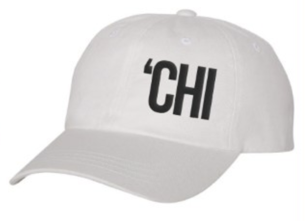 'CHI Lifestyle Dad Hat White