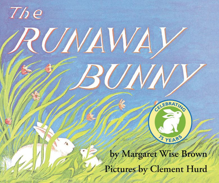 Harper Collins - Book The Runaway Bunny