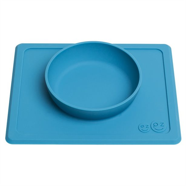 EZPZ The Mini Bowl - Blue