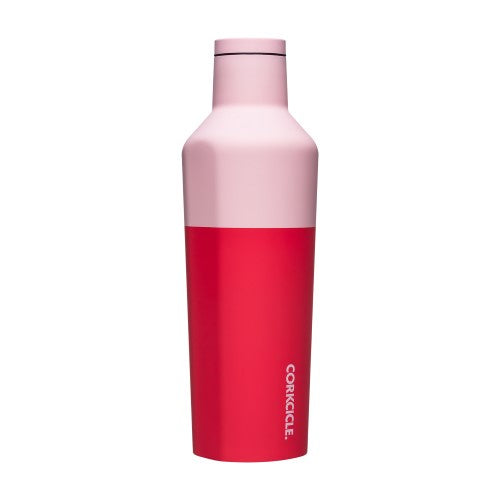 Corkcicle - Color Block Canteen 16oz Shortcake