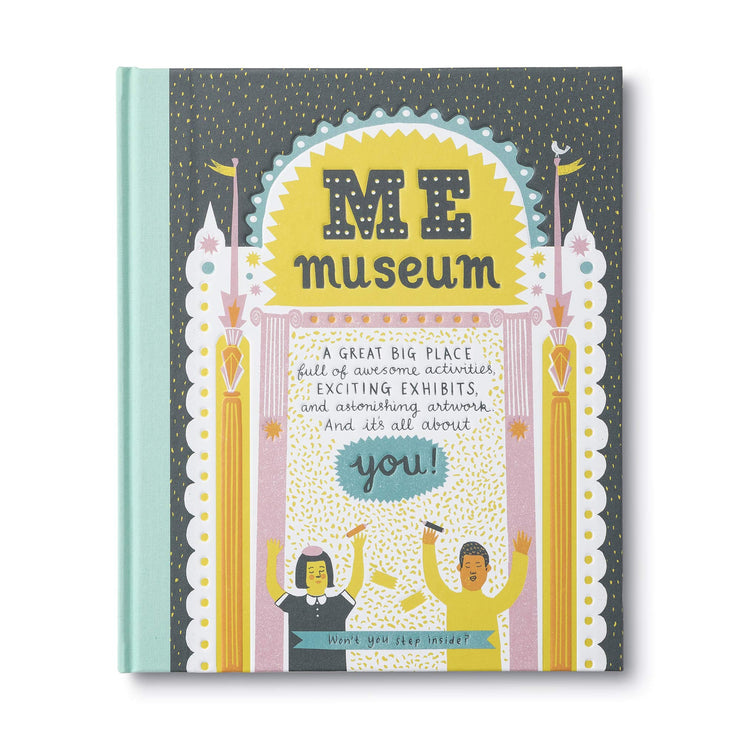 Design Home - Me Museum Book