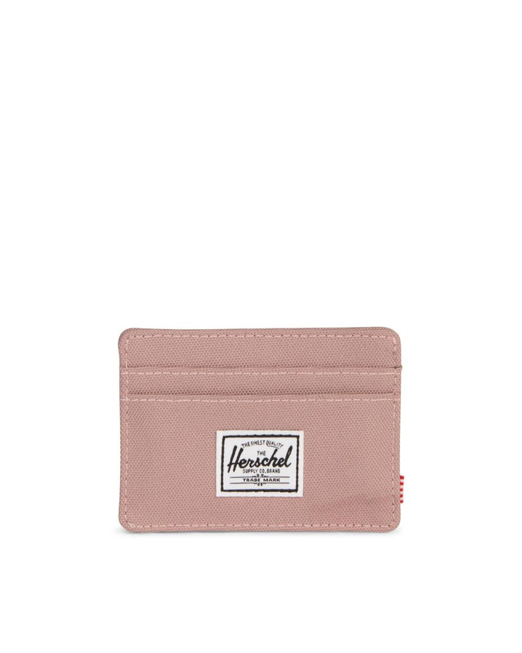 Herschel Supply - Charlie Wallet Ash Rose