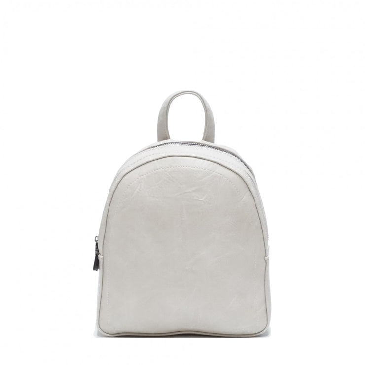 S-Q Bonnie Backpack Antique White