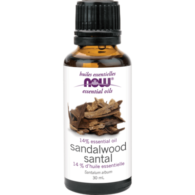 Now - Essential Oil Sandlewood 14% 30mL