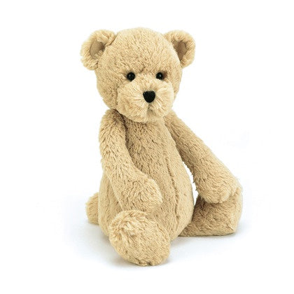 JellyCat Bashful Honey Bear Medium 12""