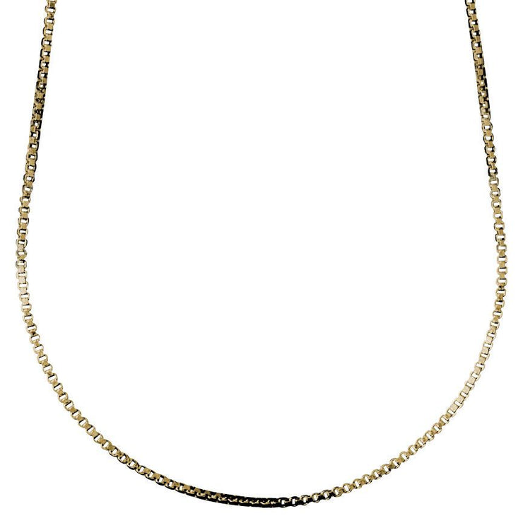 Pilgrim - 1 Chain Nancy Gold Plated
