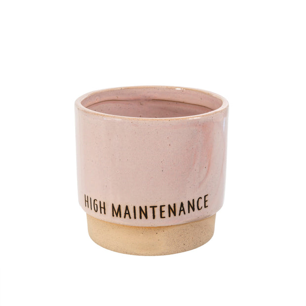 Indaba - Pot High Maintenance Pink