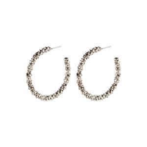 Pilgrim - Earrings Noa Silver Plated