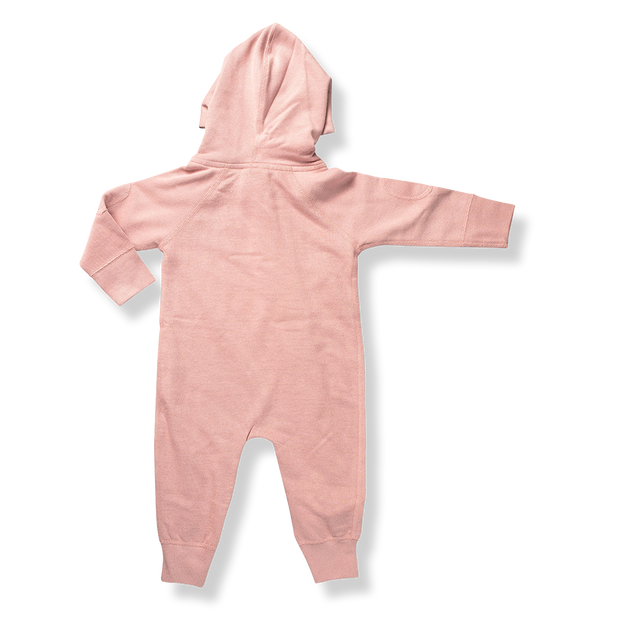Sapling Child - Winter Zipsuit Sugar Plum