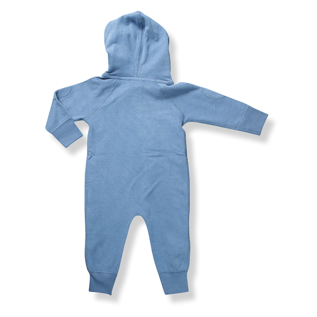 Sapling Child - Winter Zipsuit Royal Navy